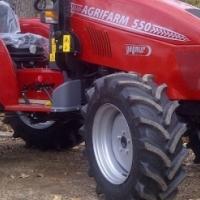 NEW Yagmur Agrifarm 550 Tractor