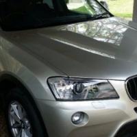 BMW 2011 - X3 2.0d Exclusive