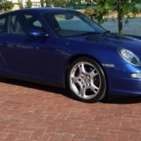 Porsche 911 997 carerra 4s