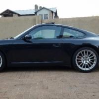 2005 Porsche 911 Carrera S 3.8 (997) Coupe