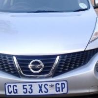 2013 Nissan juke 1.6 57000km
