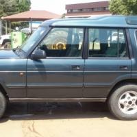 1998 Land Rover discovery I 300 tdi
