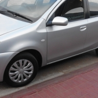2013 toyota etios very clean and in good condition with services book 34729 km