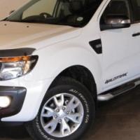2013 Ford Ranger Wildtrak 3.2 TDCi 4X4 D/Cab Auto