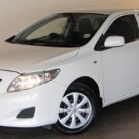2008 Toyota Corolla 1.6 Prof = Very Neat!