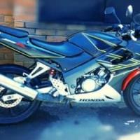Honda 125 cbr