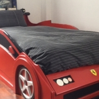 Ferrari Car Bed