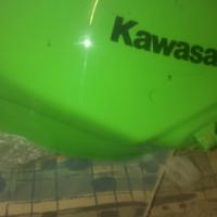 Kawasaki 250 ninja  tank