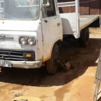 Truck to swap for bakkie or a small car