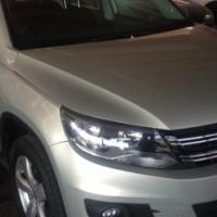 2014 VW TIGUAN TSI BLUEMOTION 6700KM