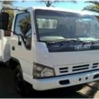 2006 ISUZU NPR300 dropside for sale in excellent condition!