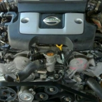 High Performance Nissan 370 Z Engine For Sale