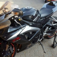2007 gsxr750 K7 for sale