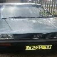 Toyota corrolla 1.6 GL 1986 automatic