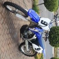 Urgent Sale ! Yamaha YZ 250 F 2010 !