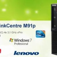 Lenovo ThinkCentre M91p 7033 - Core i5 2400 3.1 GHz - 4 GB - 320 GB