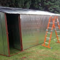 steel zozo huts randfontein 0719991004 steel huts storage for sale in Krugersdorp
