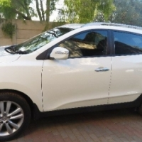 2010 Hyundai ix35 SUV