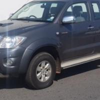 2012 Toyota Hilux 3.0D4D Xtra Cab