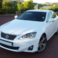 2011 Lexus IS250 SE AT (facelift)