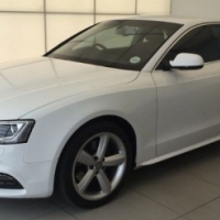 2012 A5 Coupe 2.0T Fsi 155kW Quattro S-tronic
