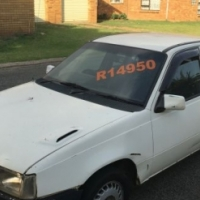 opel monza 1600 - starting and moving car at bargain price!