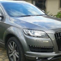 2012 Audi Q7 SUV LOADS OF EXTRAS