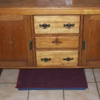 SIDEBOARD IN MINT CONDITION