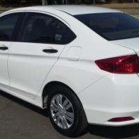 2014 Honda Ballade Sedan