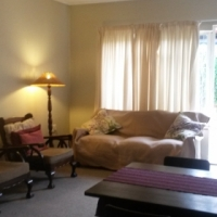 One bedroom flat, Moot area, can be let furnished or unfurnished