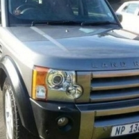 2009 LAND ROVER DISCOVERY 2.7 Td