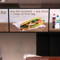 Digital advertising screens business for sale