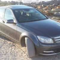 2011 MERCEDES-BENZ C350 CDI Avantgarde Auto
