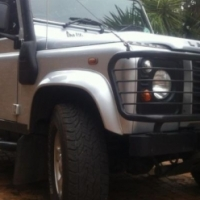 2009 Land Rover Defender Wagon Puma