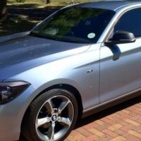 2012 BMW 116i Sportline