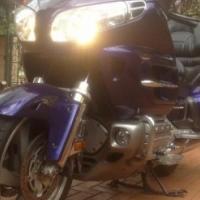 2010 Honda Goldwing 1800