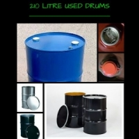 210 litre drums for storage on special!!!