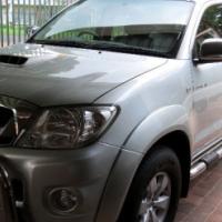 2011 Toyota Hilux 3.0 D4D