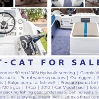 T-CAT for sale