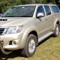 2011 Toyota Hilux 3.0L D4D D/C 4x4 Auto