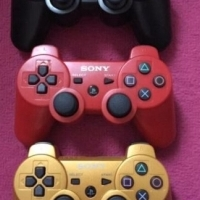 sony ps3 controlers dual shock 3 original