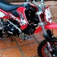 Masai Pitbike - Immaculate condition