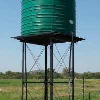 Vertical Water Only Storage Tank for sale