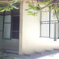 Private Garden flat available