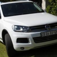 2012 Volkswagen (VW) - Touareg 3.0 TDi V6 (180 kW) Tiptronic Bluemotion - ALL EXTRAS!