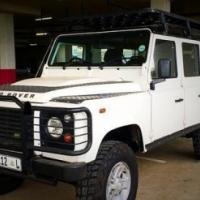 Land Rover Defender PUMA 110 2.4 TD!! FULLY SPECCED!!