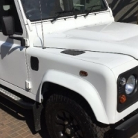 2015 Land Rover Defender 90 Pick Up Limited Edition (VERY RARE!)