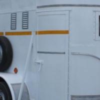 Double Axle Horsebox for sale