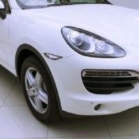 2011 Porsche Cayenne S 4.8 Tiptronic