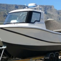 28 ft Magnum Fishing Boat